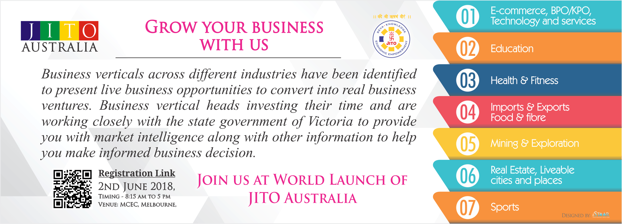 JITO Australia World Launch